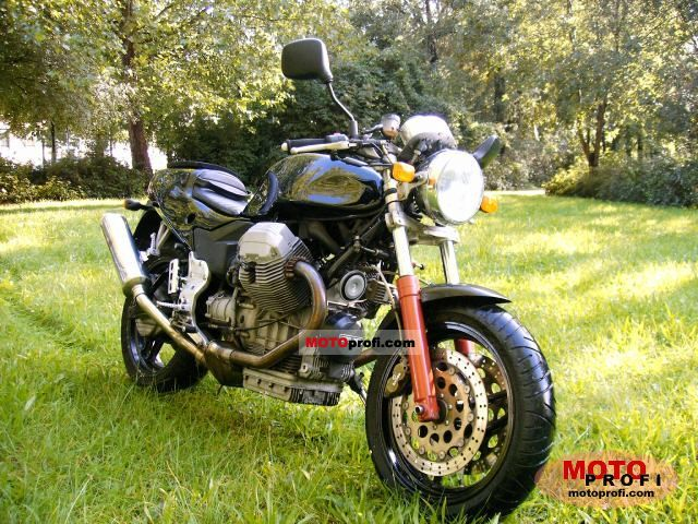 Moto Guzzi Sport 1100 Injection #8