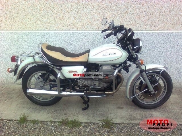 Moto Guzzi V1000 California III Injection 1988 #2