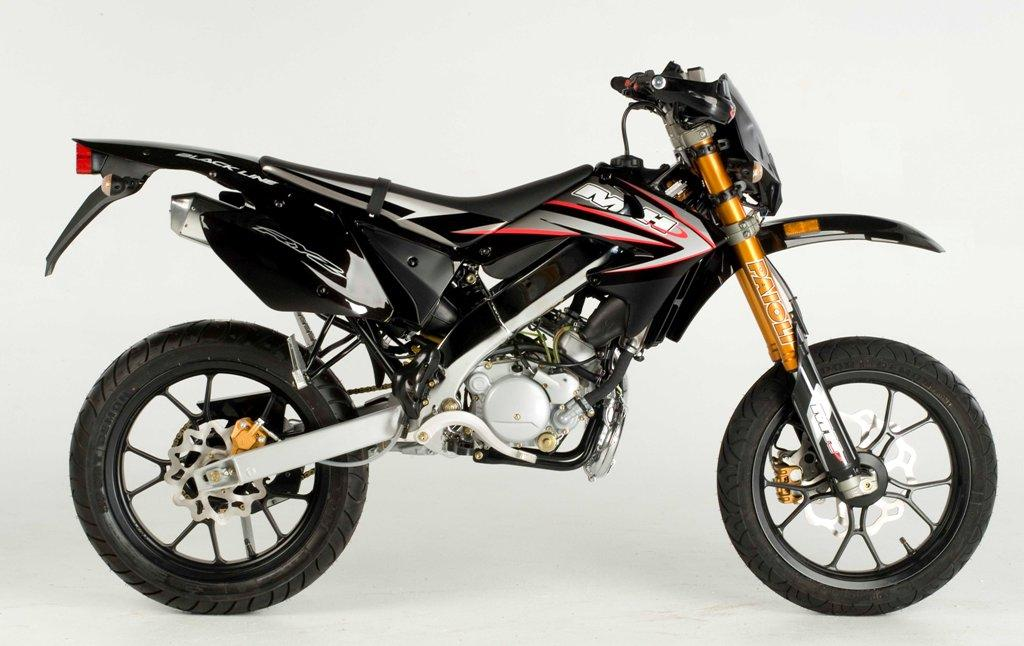 Motorhispania Ryz Urban Bike #1