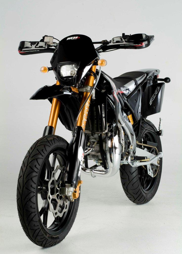 Motorhispania Ryz Urban Bike #11