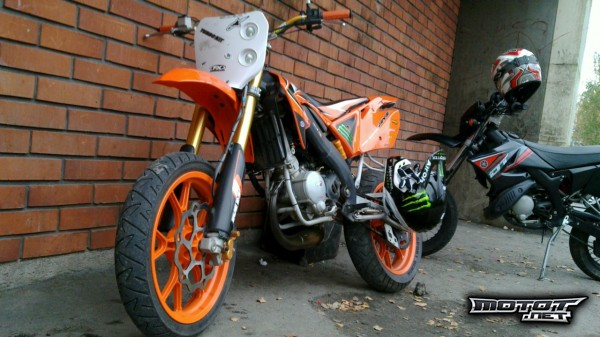 Motorhispania Ryz Urban Bike #5