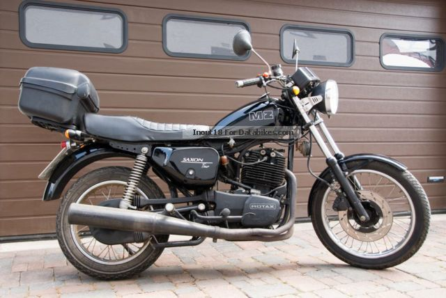 1992 MuZ 500 R specifications and pictures