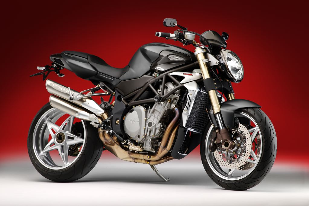 MV Agusta Brutale improving efficiency #11