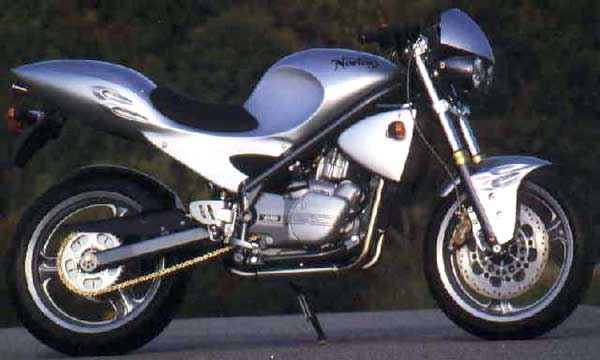 Norton C 652 SM International #1