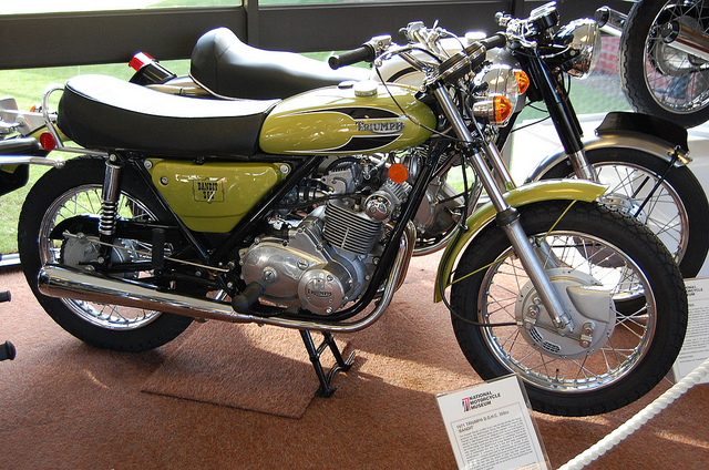 Norton C 652 SM International #7