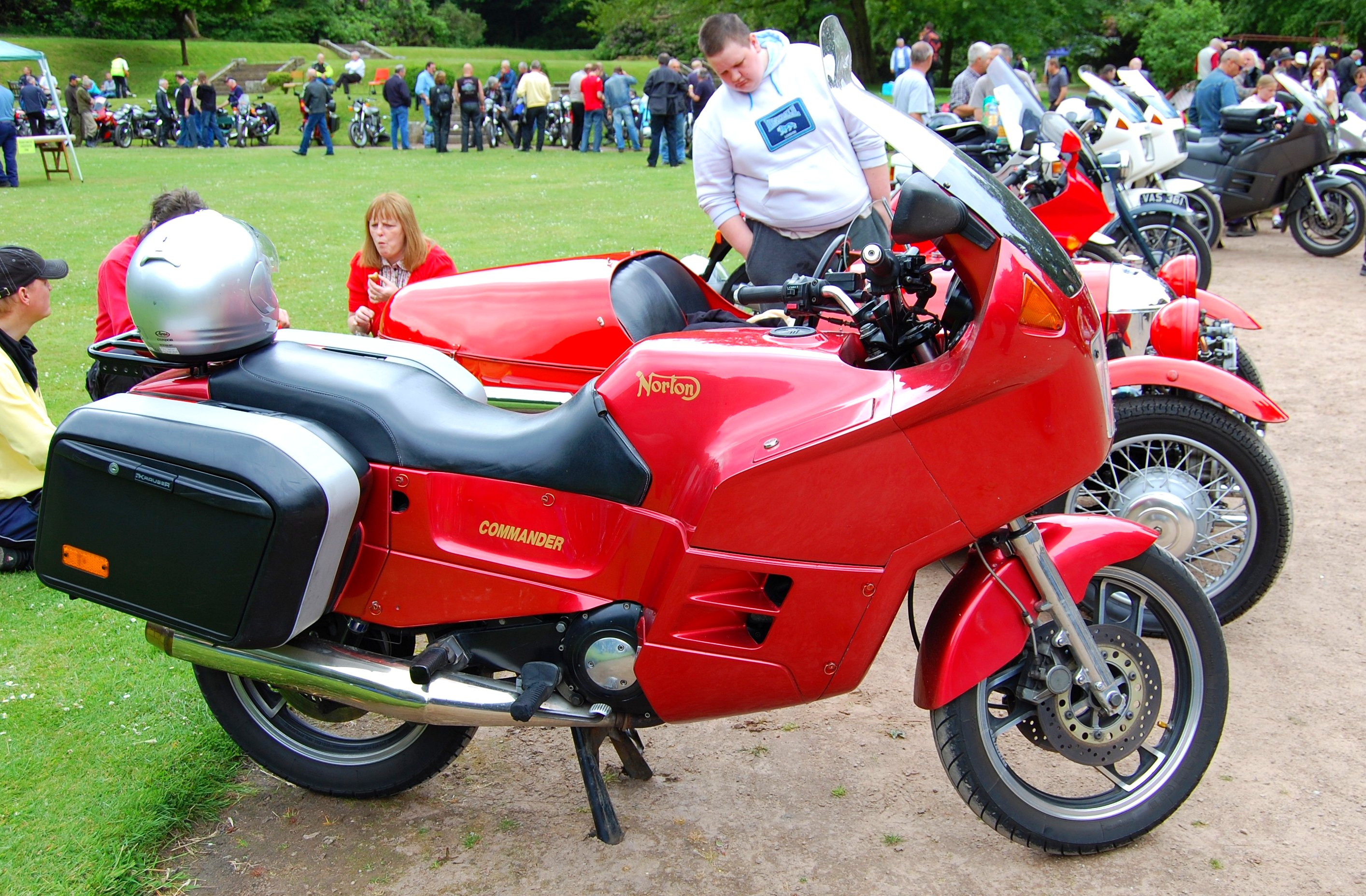 Norton Commander 1992 #1