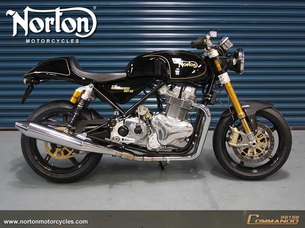 Norton Naked bike #1