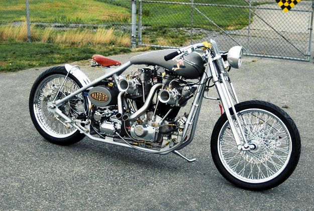 One-off build Motorcycle #3