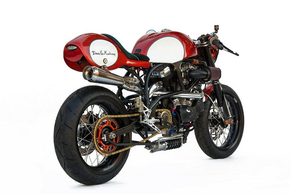 One-off build Motorcycle #4