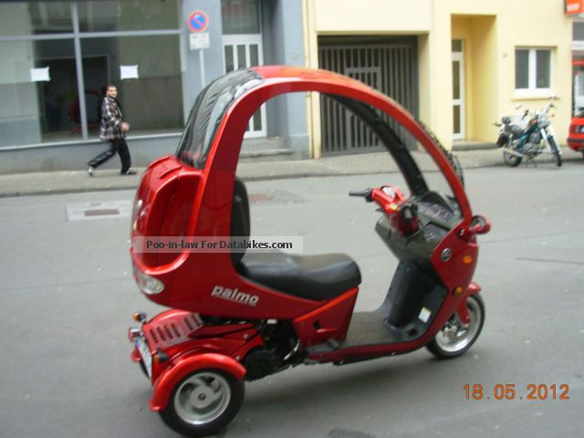 Palmo Scooter #3