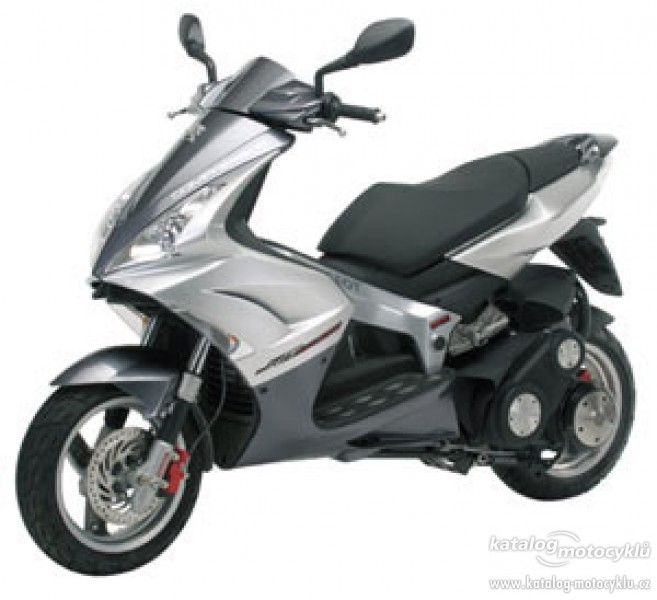Peugeot JetForce 125 ABS/PBS 2007 #10
