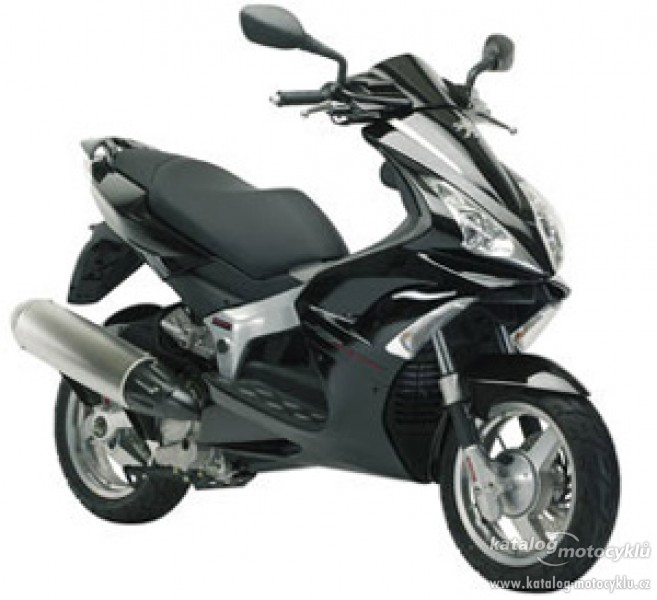 Peugeot JetForce 125 ABS/PBS 2007 #12