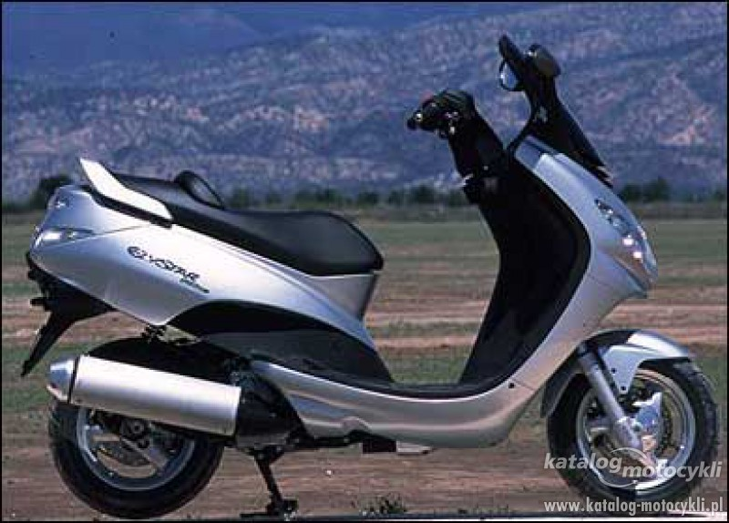 Peugeot JetForce 125 ABS/PBS 2007 #6