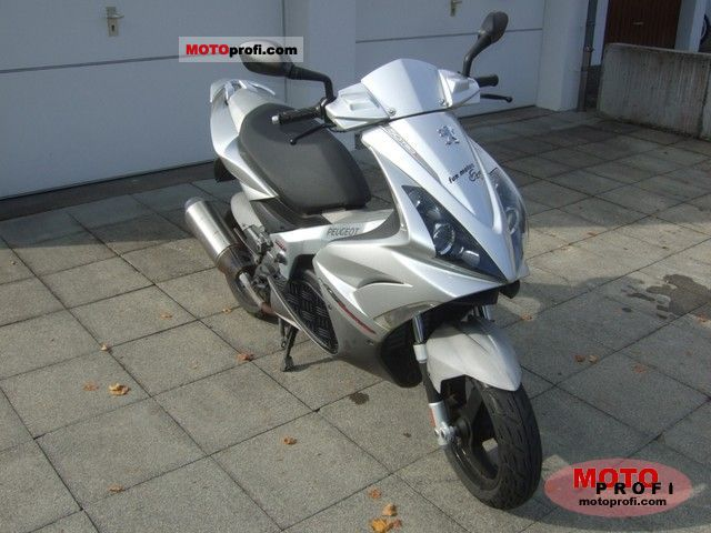 Peugeot JetForce 125 ABS/PBS 2007 #8