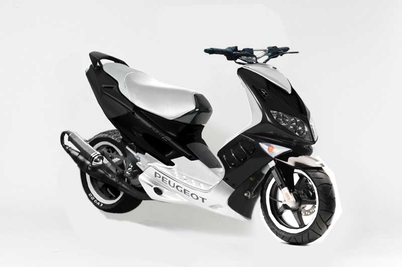 Peugeot Speedfight Utlimate Edition #9