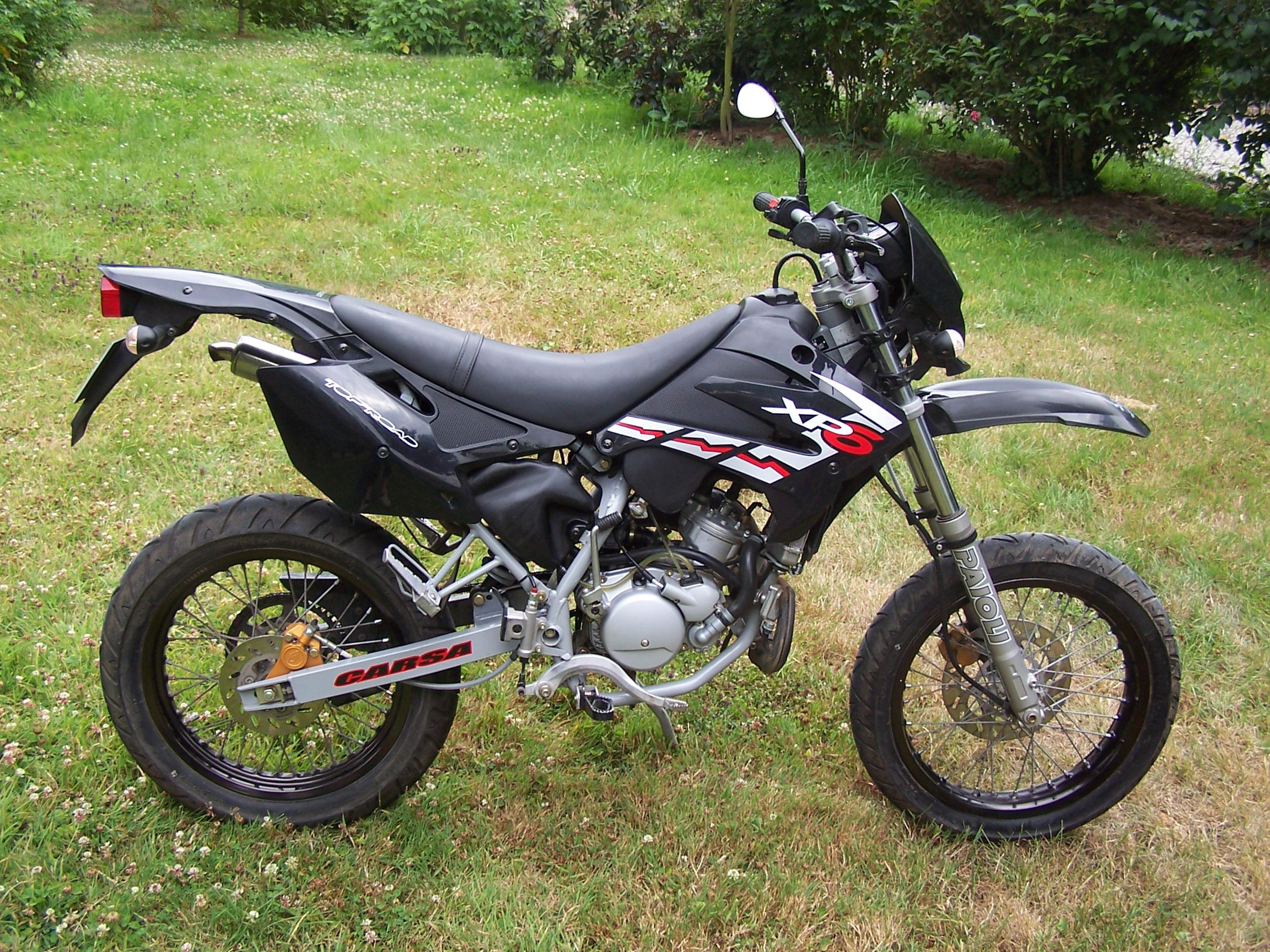 Peugeot XP 6 S Supermotard 2003 #1