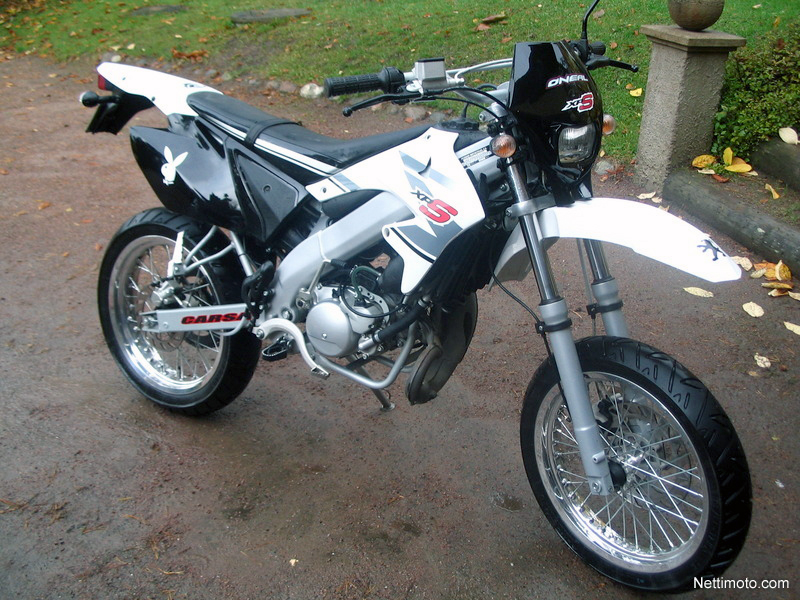Peugeot XP 6 S Supermotard 2003 #5