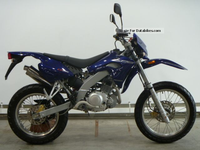Peugeot XP 6 S Supermotard 2003 #9