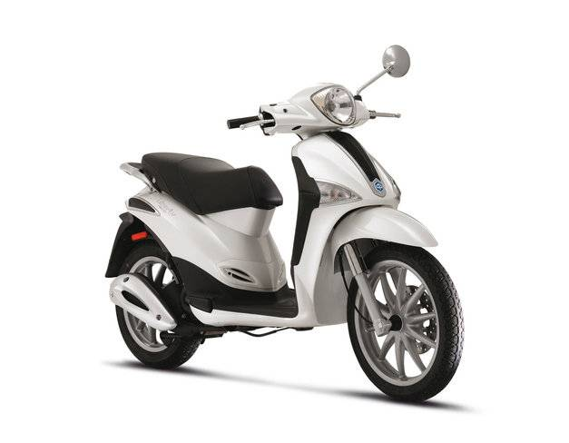 Piaggio liberty 150. Best photos and information of modification.