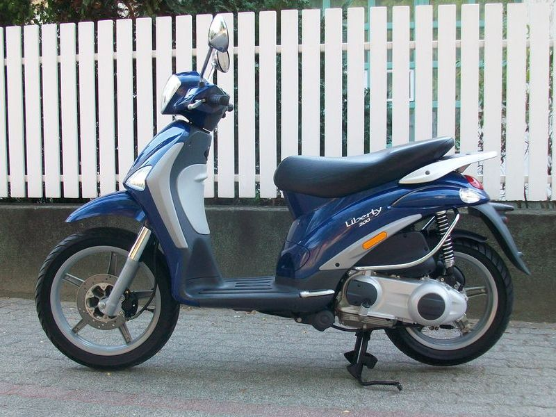 Image result for piaggio liberty 200