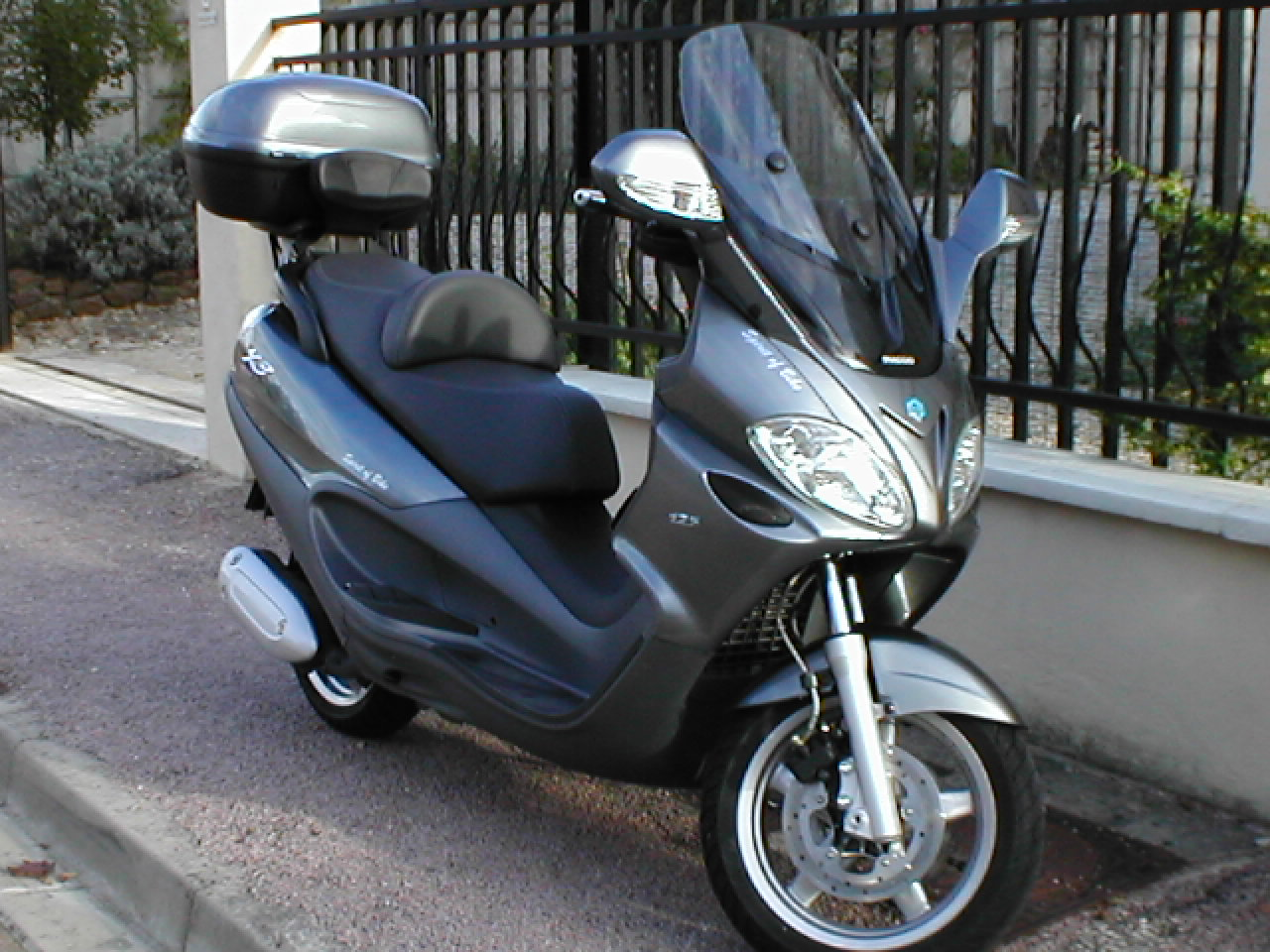 piaggio piaggio x9 evolution 125 moto zombdrive com. Black Bedroom Furniture Sets. Home Design Ideas