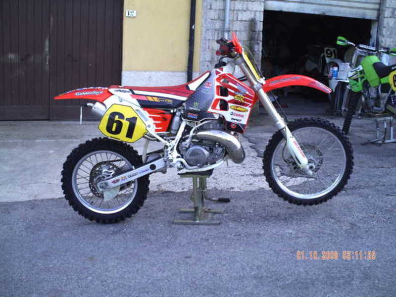 1987 Puch GS 125 HF #6
