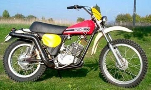 Puch GS 250 F 5 1985 #4