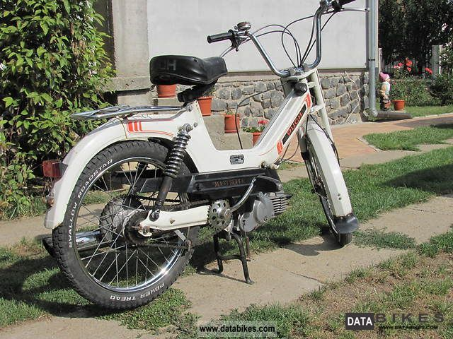 Puch GS 250 F 5 1985 #9