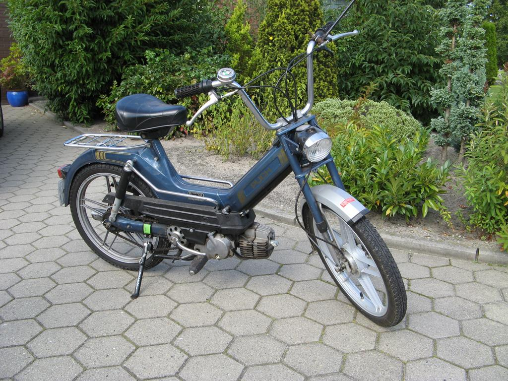 Puch GS 350 F 5 1987 #1