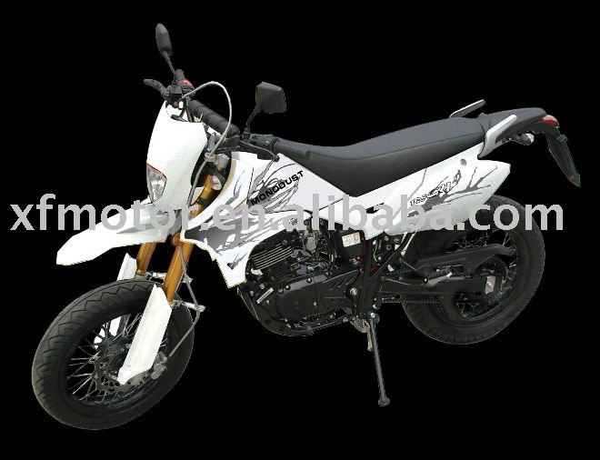 Qingqi Super motard #10