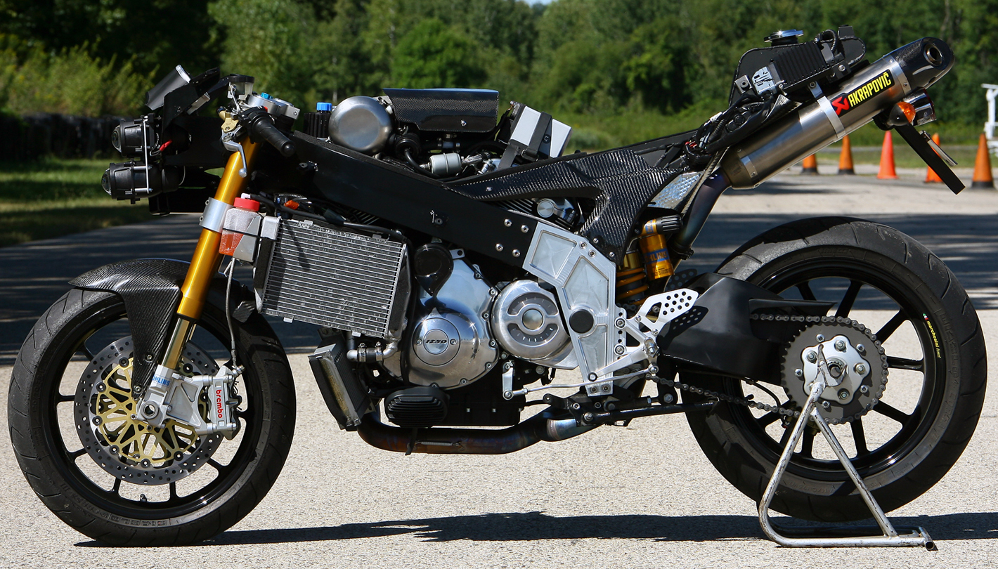 Roehr 1130 Superbike, exotic and breathless #7