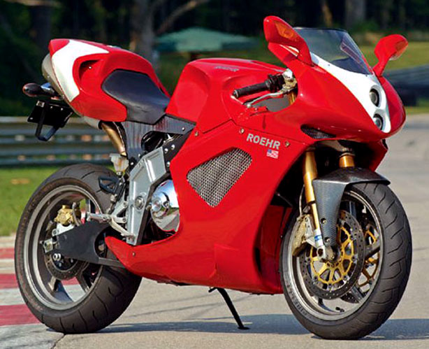 Roehr 1130 Superbike, exotic and breathless #10