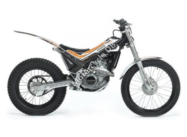 Scorpa SR 125-2T Long Ride #1