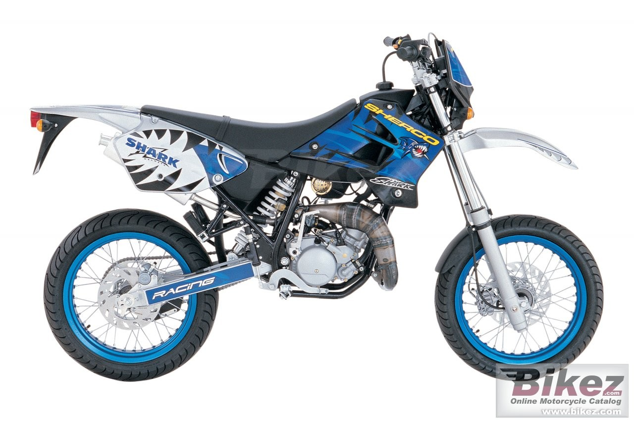 Sherco 125 Enduro Shark Replica #1