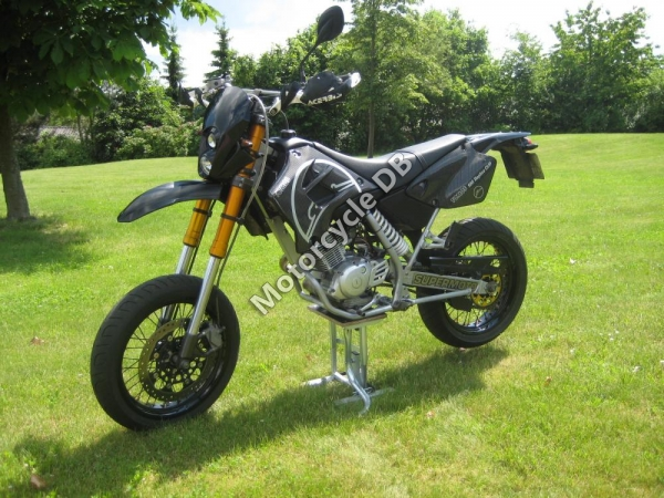 Sherco 125 Enduro Shark Replica #14