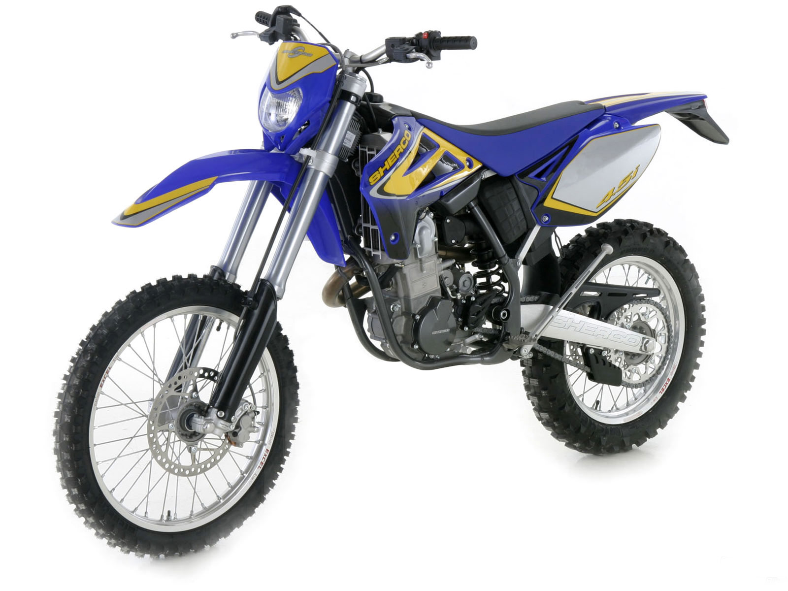 2008 sherco 125 enduro shark replica moto zombdrive com. Black Bedroom Furniture Sets. Home Design Ideas