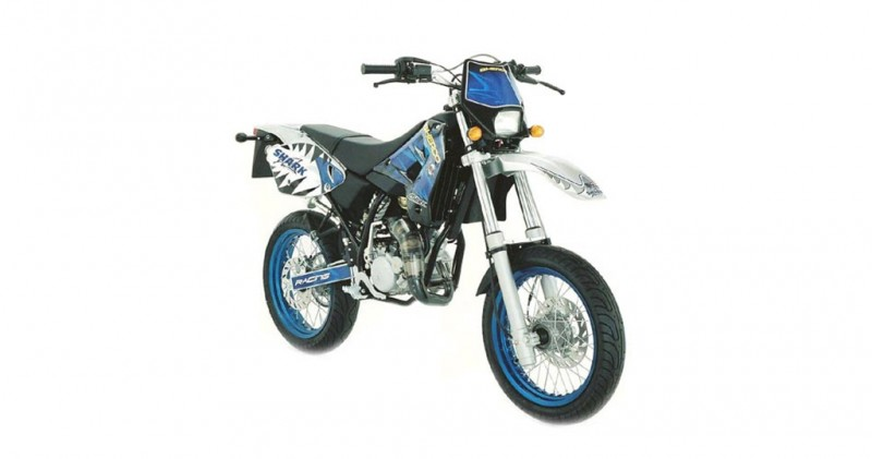 Sherco 125 Enduro Shark Replica #3