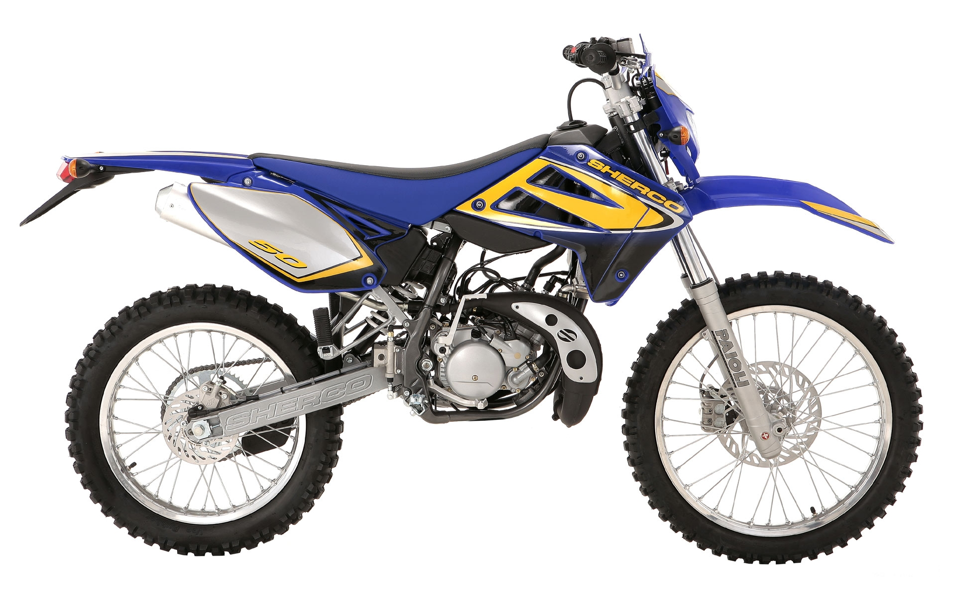 Sherco 125 Enduro Shark Replica #5