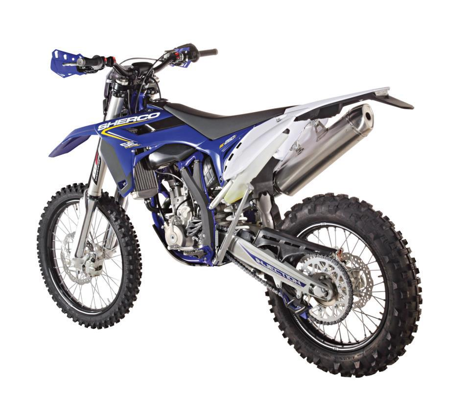 2007 sherco 50cc enduro moto zombdrive com. Black Bedroom Furniture Sets. Home Design Ideas