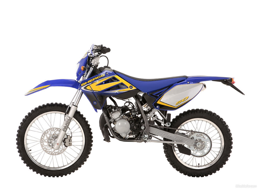 Sherco 50cc Enduro Champion Replica 2008 #3