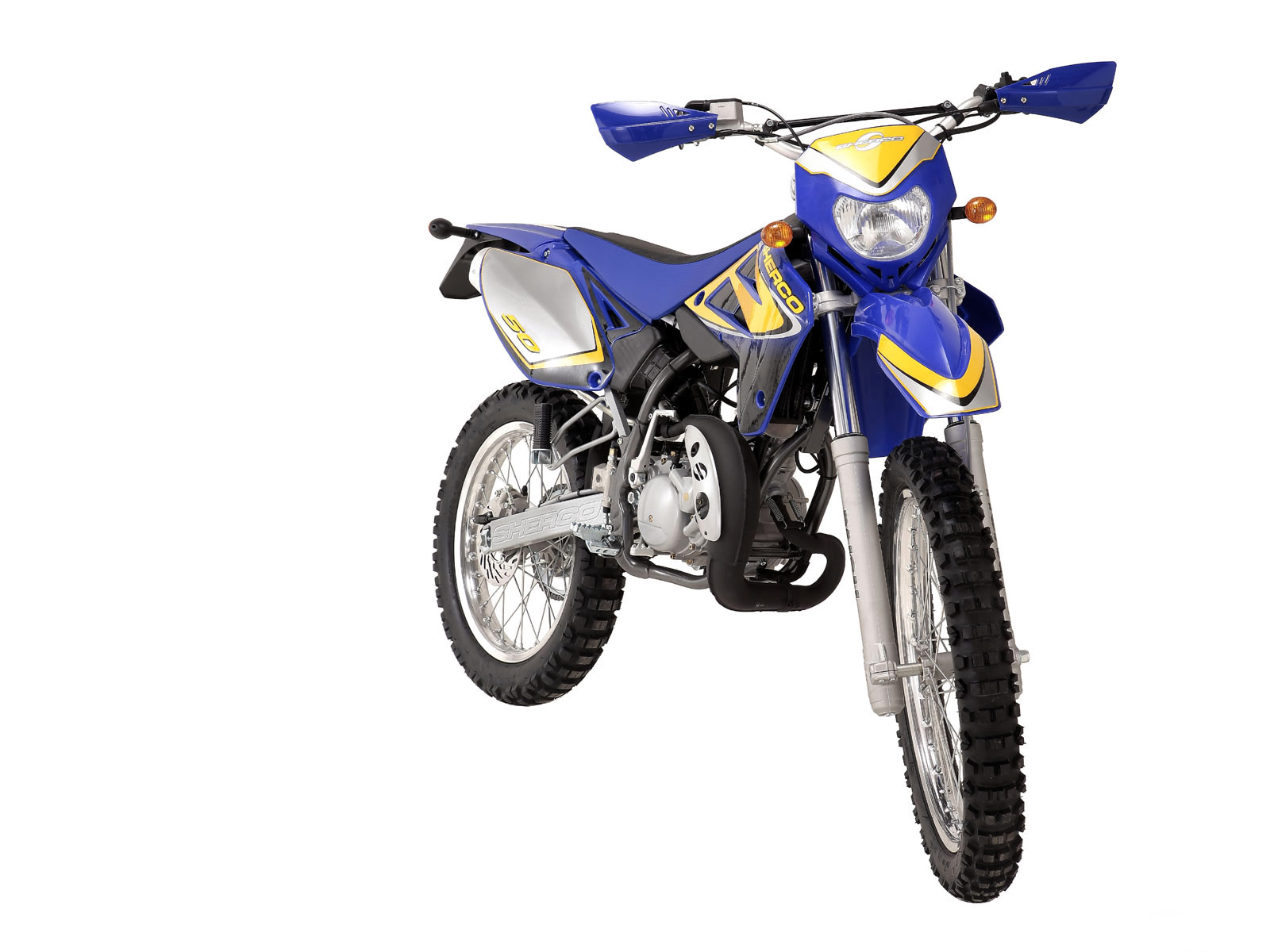 Sherco 50cc Enduro Champion Replica 2008 #5