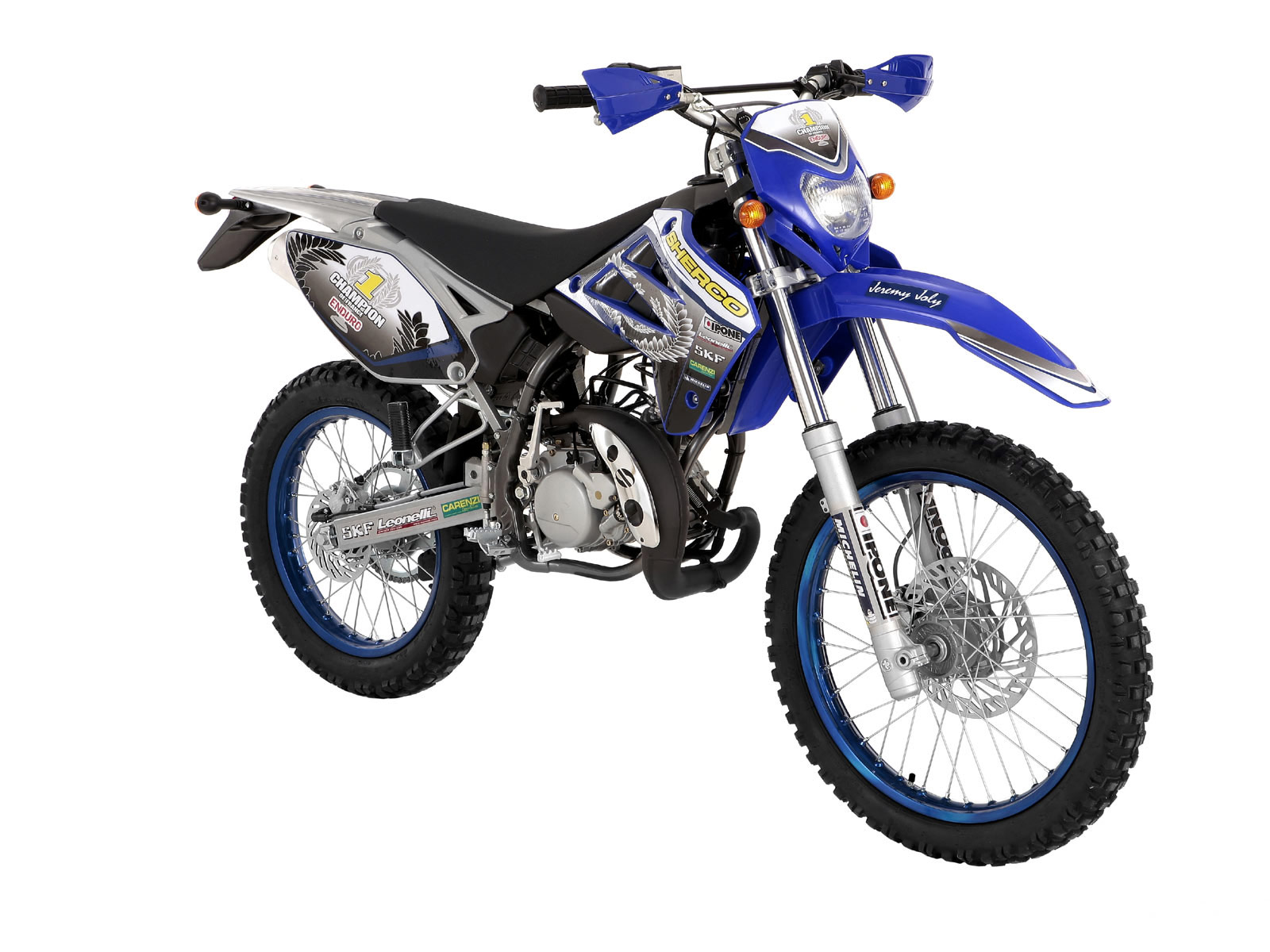Sherco 5.1i 4T Supermotard #8