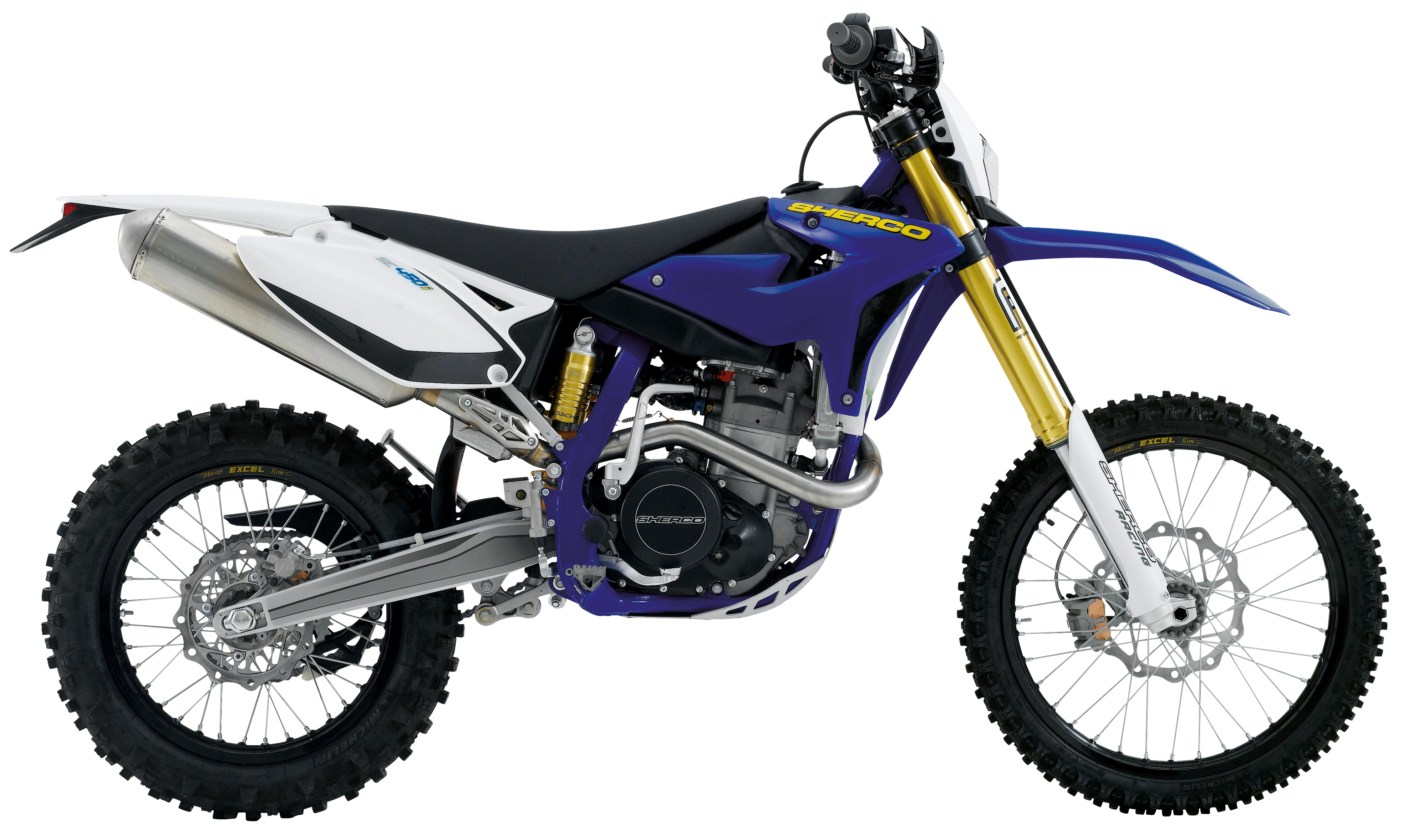 Sherco 5.1i 4T Supermotard #4
