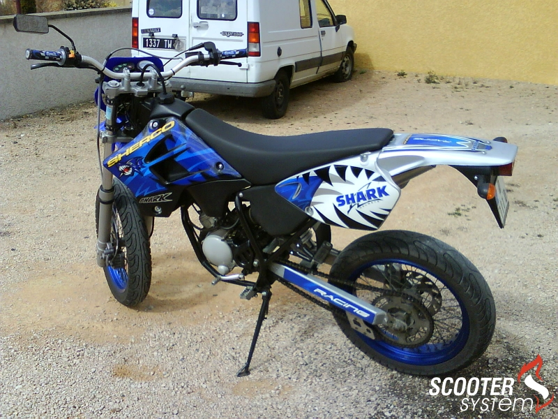 Sherco Shark 50 CC Enduro 2005 #4