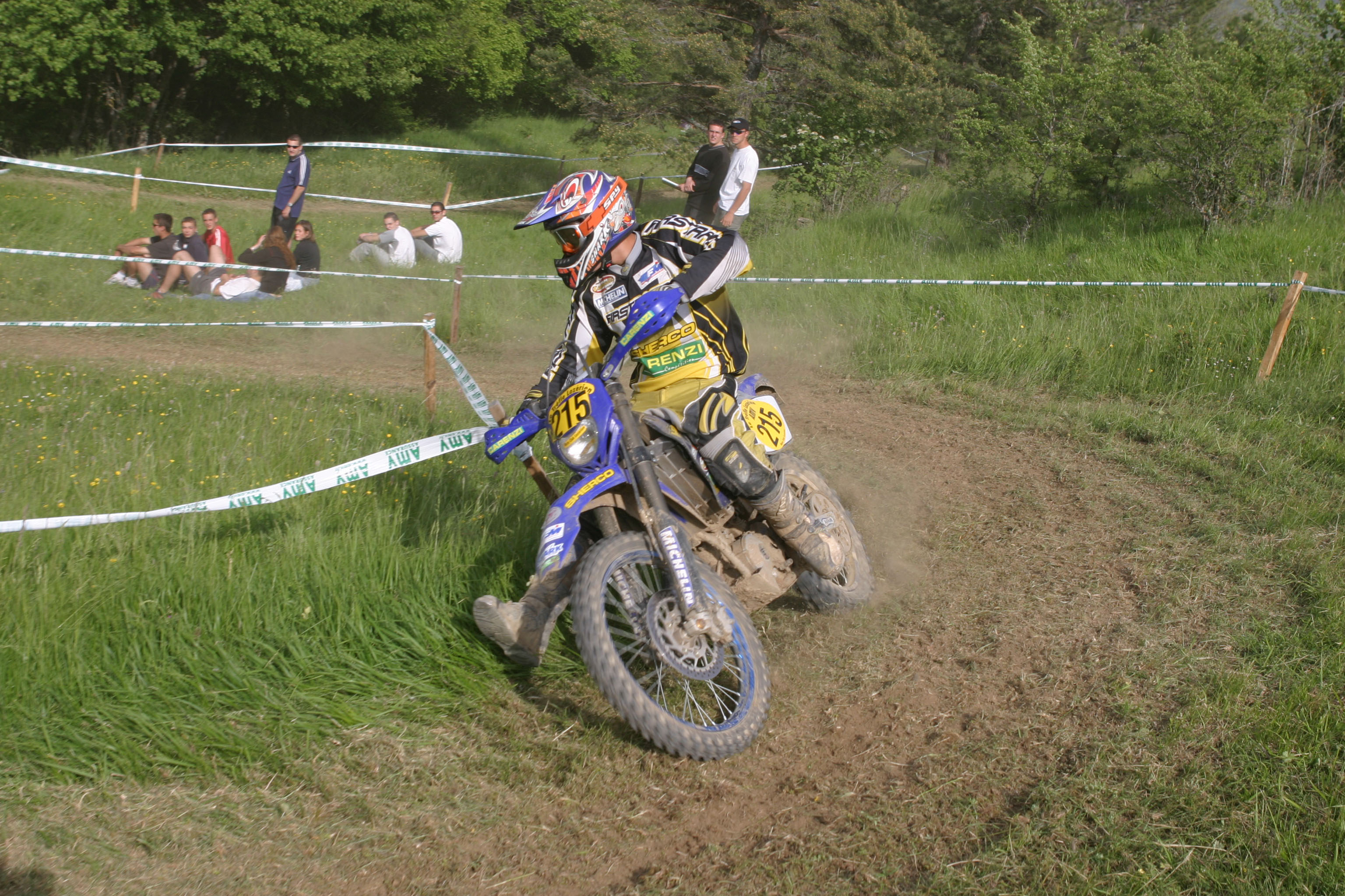 Sherco Shark 50 CC Enduro 2005 #5