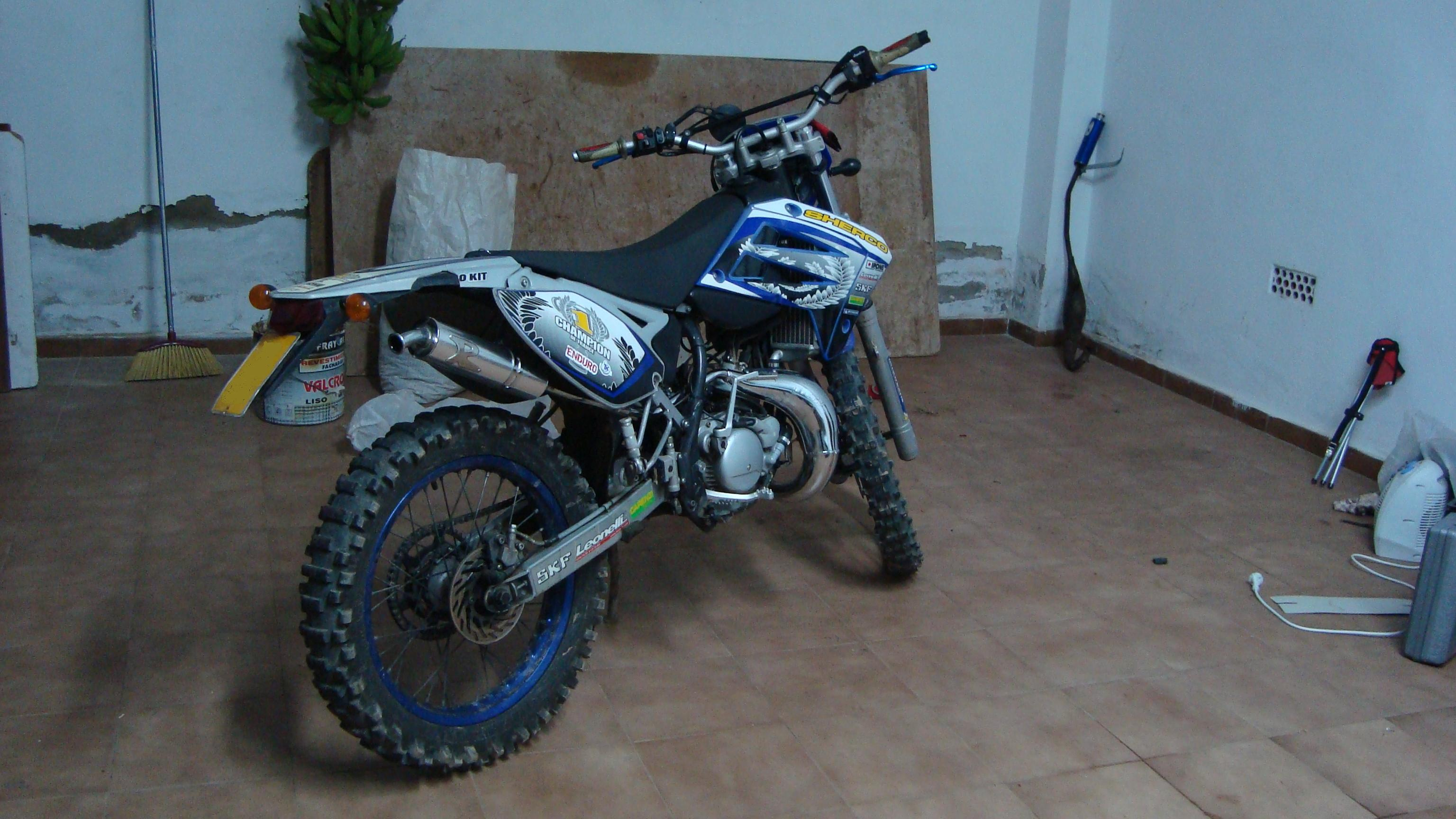 Sherco Shark 50 CC Enduro 2005 #8
