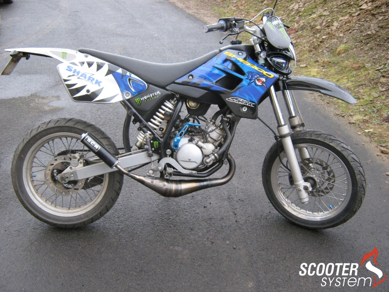 Sherco Shark 50 Supermotard #1