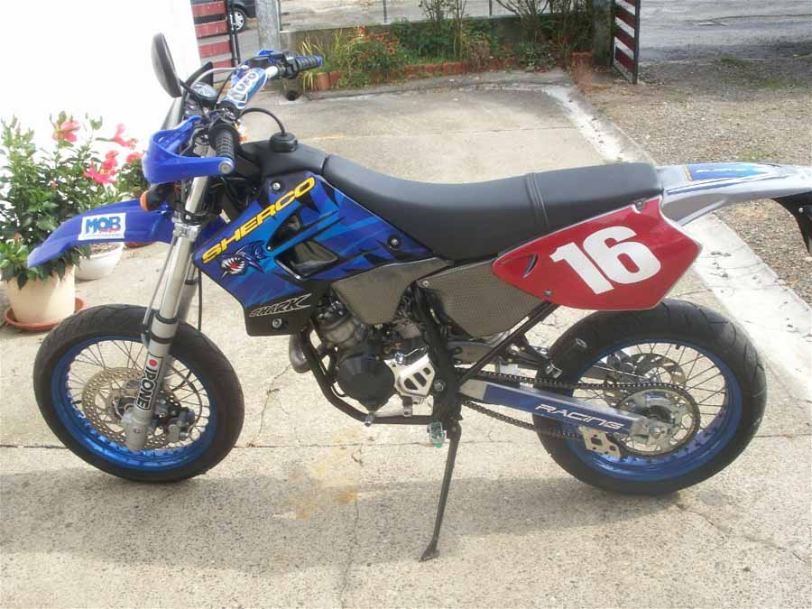 Sherco Shark 50 Supermotard #2