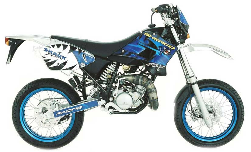 Sherco Shark 50 Supermotard #3
