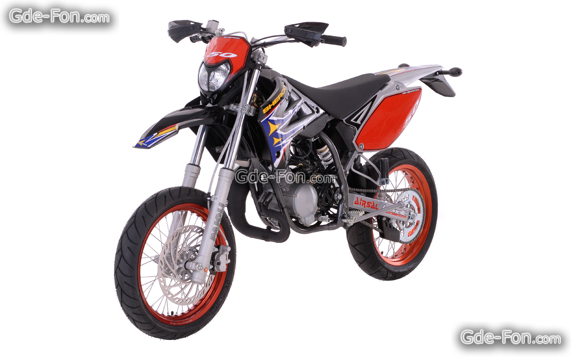 Sherco Shark 50 Supermotard #6